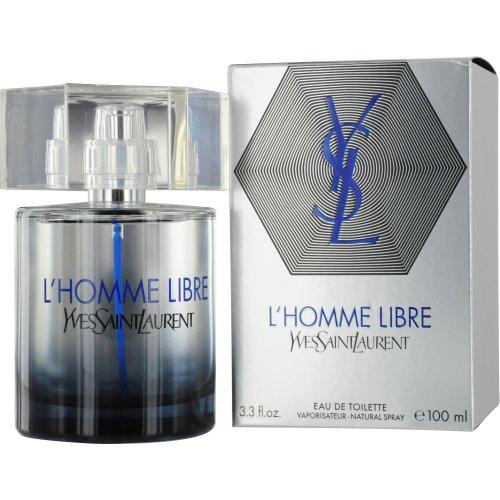 review perfume product yves laurent l homme libre eau de toilette spray for 3 3